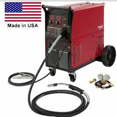 Multiprocess Welder - 32 Volts - 300 Amps - 60% Duty Cycle - Includes 15ft Gun