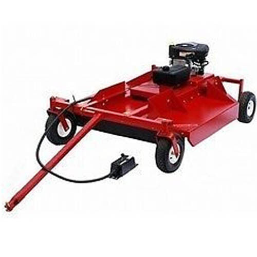 "Rough Cut Mower - 2 Blades - 52"" Cutting Width - Electric Start - Trail Mower"