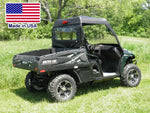 Mini Cab Enclosure for Arctic Cat Prowler - Hard Windshield, Roof & Rear Window