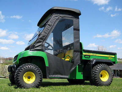 Doors & Rear Window for John Deere Gator TS TX & Turf Gator - No Frame