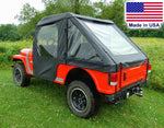 Mahindra Roxor DOORS, REAR WINDOW, and BED COVER - Soft - Travels Highway Speed