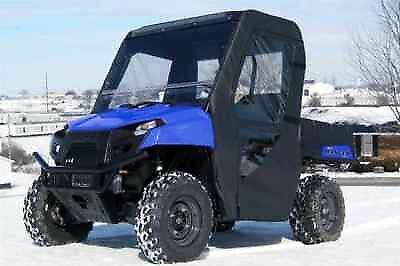 Polaris Ranger EV400 Full Enclosure - HARD WINDSHIELD, DOORS, ROOF, REAR WINDOW