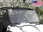 HARD WINDSHIELD for Yamaha Wolverine - Polycarbonate - Withstands Highway Speeds