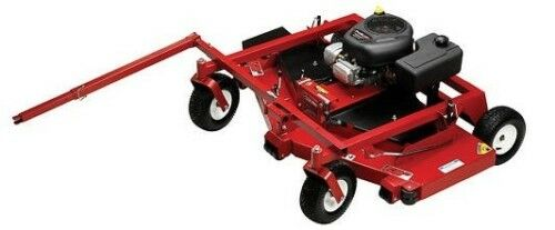 "Finish Cut TRAIL MOWER Lawn Mower - 14.5 Hp - 60"" Cut - Industrial Grade"