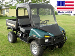 Bush Hog TH 4400 Mini Cab Enclosure - Vinyl Windshield - Roof - Rear Window