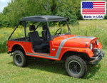 Mahindra Roxor ROOF - CANOPY - SOFT TOP - Travels Highway Speeds