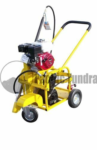 Asphalt Crack Heat Lance - 5.5 HP - Honda GX Series Engine - Industrial Grade