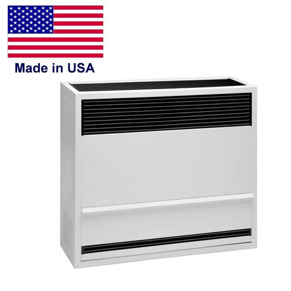 16,462 BTU Propane Heater - Direct Vent Gravity - 435 Sq ft - Furnace