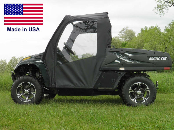 Doors for Arctic Cat Prowler - Zip Down Windows - Industrial Grade Material