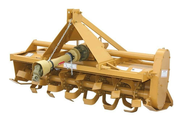 "ROTARY TILLER 3 Point Hitch Mounted - 60"" Till Width"