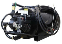 Asphalt Sealcoating Sprayer - 130 Gallons - 6.5 HP - Cast Iron Pump - Commercial