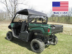 Mini Cab Enclosure for Yamaha Viking - HARD WINDSHIELD, ROOF, and REAR WINDOW