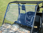 Yamaha Rhino HARD WINDSHIELD - Travels Highway Speeds - Polycarbonate