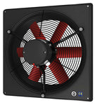 "24"" EXHAUST FAN - Corrosion Resistant - 6690 CFM - 120 Volts - 1 Phase - 3/4 HP"