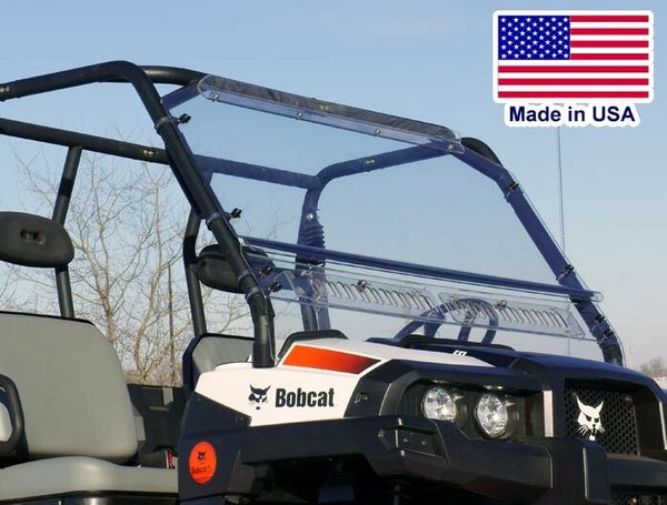 Bobcat 3400 HARD WINDSHIELD - Polycarbonate - Highway Ready - 2015 and Older