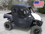 Yamaha Wolverine Enclosure for EXISTING WINDSHIELD - Roof, Doors, Rear Window