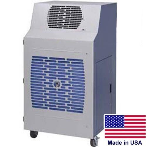 Portable Water Cooled Air Conditioner - 13,850 BTU - 460 CFM - 400 Sq Ft - 115V
