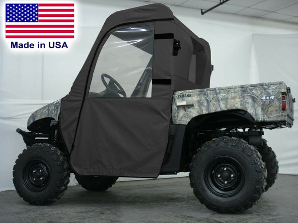 Yamaha Rhino DOORS and REAR WINDOW - Soft Doors - Travels Highway Speed