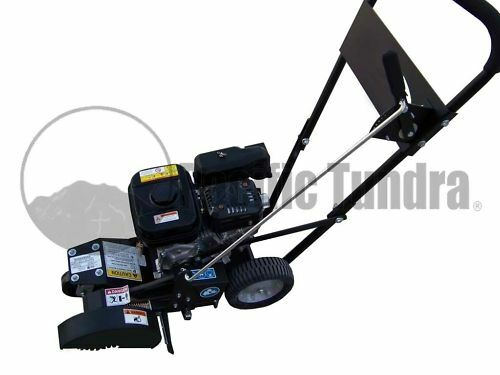 Asphalt Crack Cleaning Machine - 4 HP Honda Engine - Commercial Grade