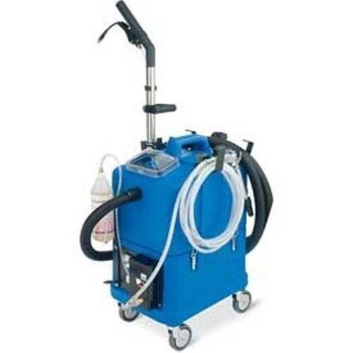 INDUSTRIAL Restroom Foam Cleaning Machine 120V, 114 PSI, 2 HP, 95 CFM, 8 Gallon