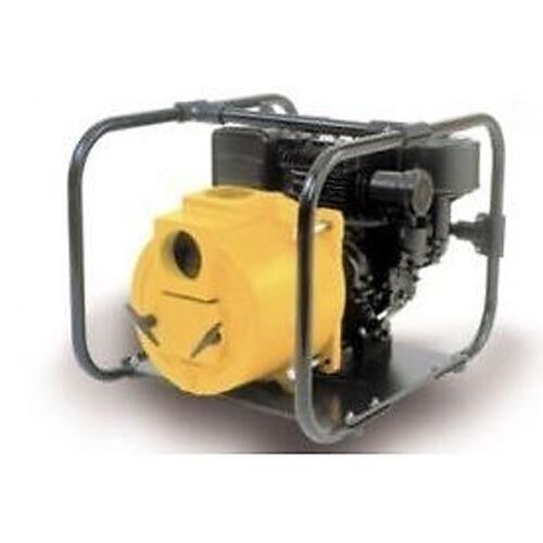 20,400 GPH - 9 Hp Honda - Sewage and Trash Pump - Commercial - 3""