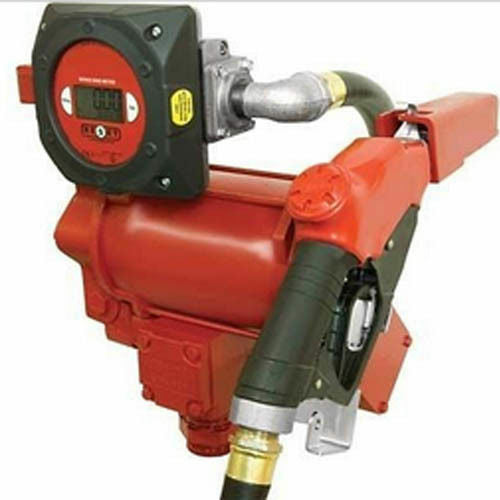 115V/230V - Fuel Transfer Pump - High Flow Dual Voltage AC - 35 GPM - 3/4 HP