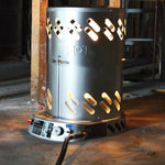 Propane Convection Heater - 80,000 BTU - 1,900 sqft - Portable - Commercial Duty