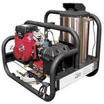PRESSURE WASHER with CAT 66DX Pump - Skid Mounted Hot - 4 GPM - 4,000 PSI