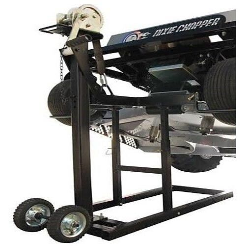 MAINTENANCE STAND - Zero Turn Mowers - Folds for Storage - Commercial Grade
