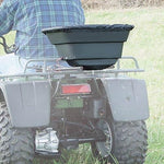 ATV Broadcast Spreader  - 12 Volts - 80 Lbs Capacity - Seed and Fertilizer