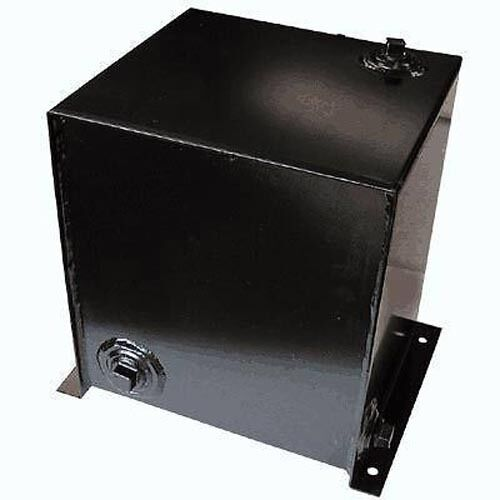 Hydraulic Tank - 15 Gallon - Side Mount - Level / Temperature Gauge - Commercial