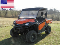 Honda Pioneer 1000 - HARD WINDSHIELD and ROOF - Canopy - Soft Top - Heavy Duty