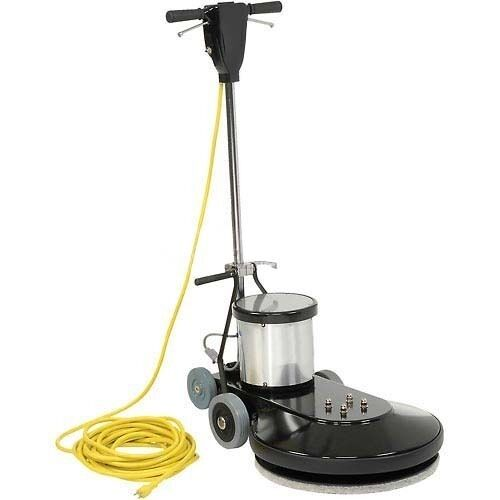 "Floor Burnisher - 1.5 HP - 1500 RPM - 20"" Deck Size - 110 Volts - Commercial"