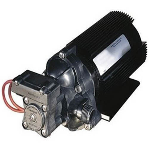 "8 Ft Lift WATER PUMP / DIAPHRAGM - 1/2"" Port - 12 Volt - 216 GPH - Self Priming"