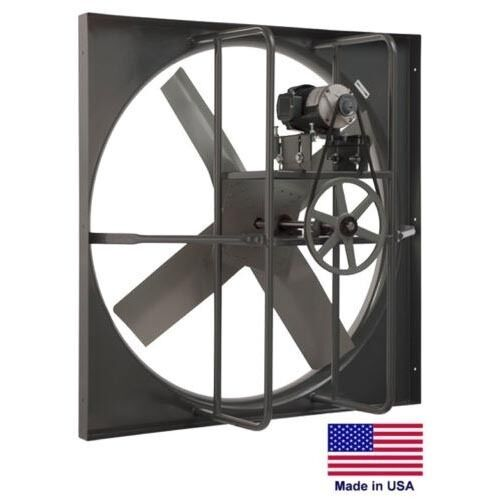 "60"" EXHAUST PANEL FAN - Industrial - 1.5 Hp - 115/230 or 230/460V - 28,068 CFM"