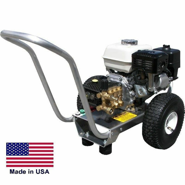 PRESSURE WASHER Portable - Cold Water - 3 GPM - 3000 PSI - 6.5 Hp LCT Eng CATI