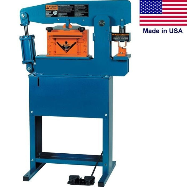 All in One Hydraulic Fabrication 45 Ton - 115V - Punch, Press, Bend, Etc - Brake