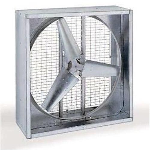 "48"" Agricultural EXHAUST FAN - 18,800 CFM - 1 HP - 230/460V - 3Ph - Direct Drive"