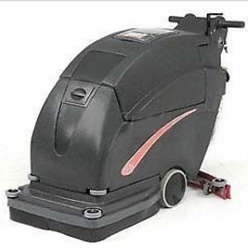 "Auto Floor Scrubber - Cleaning Width 26"" - Two 215 Amp Batteries - Commercial"