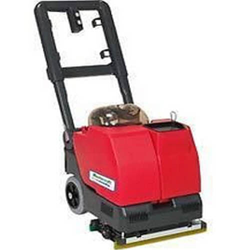 Floor Scrubber - 0.5 HP - 12V - 420 RPM - Includes Battery & Charger
