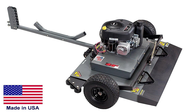 "44"" Finish Trail Cut Mower - Tow Behind - 11.5hp Briggs & Stratton - Elec Start"