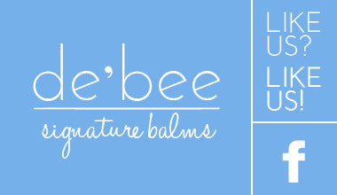 De'Bee Signature Balms Facebook