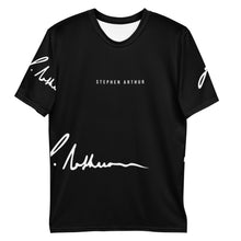 "Load image into Gallery viewer, Stephen Arthur ""Signed Out"" T-shirt"