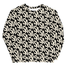 Load image into Gallery viewer, Stephen Arthur Beige Monogram Sweatshirt (Limited Edition)