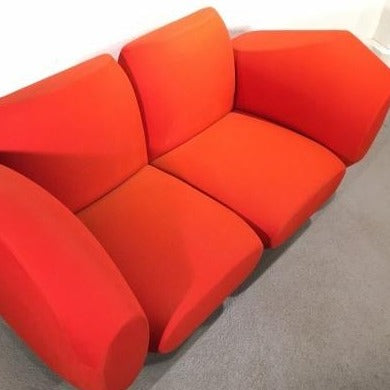 sofa designer by  javier mariscal Moroso italy