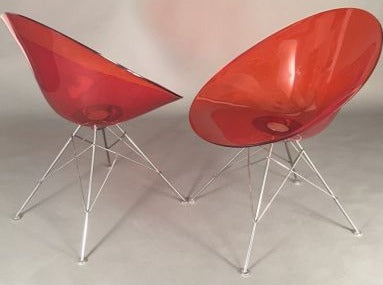 chairs philippe starck kartell design eros
