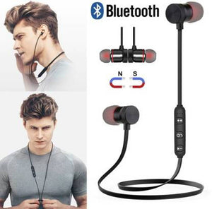 Magnetic Bluetooth Wireless Earphone