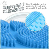 Silicone Scrubber-Belt™ -  For Exfoliating Shower Bath