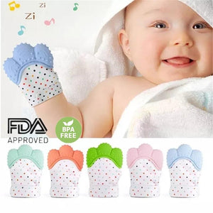 BabyTeether™ -  Gloves (For Baby Chew)
