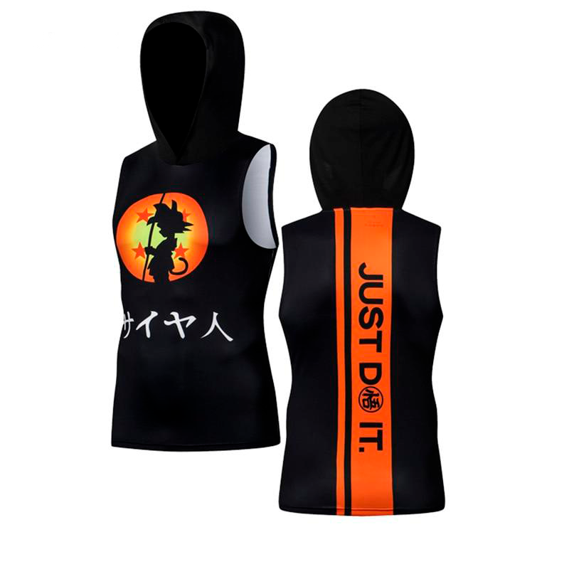 Camiseta Fitness - Dragon Ball
